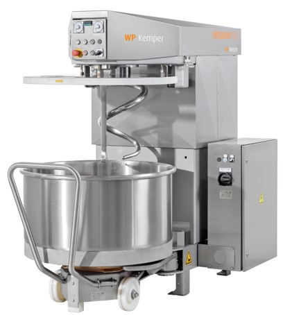 Various mixers available